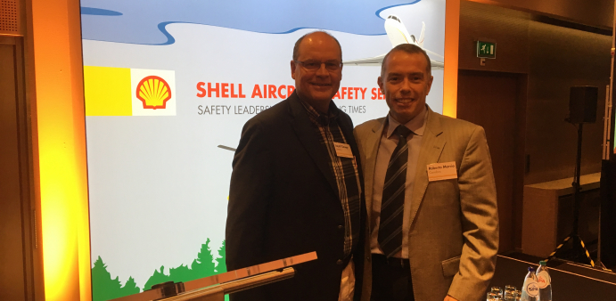 OMNI attends SHELL's Aviation Safety Seminar