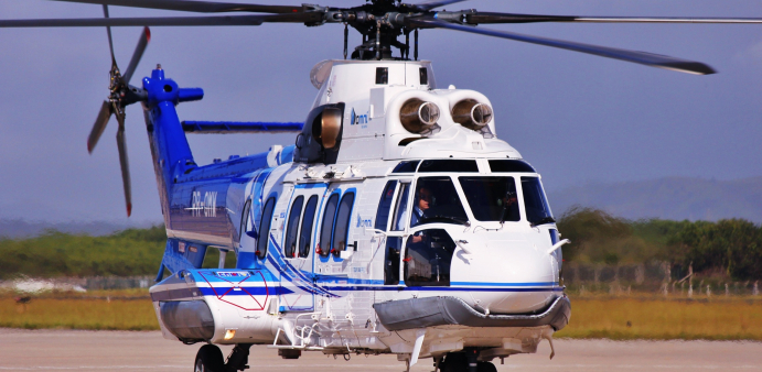OMNI returns H225 to Operation for Total E&P
