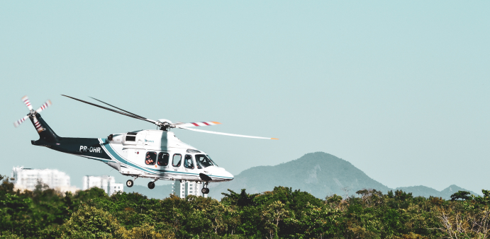 Omni reaches over 100,000 hours flown in AW139 aircraft